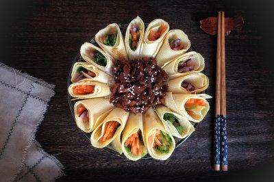 老北京京酱肉丝
