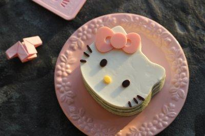抹茶荔枝慕斯蛋糕