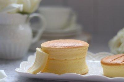 轻乳酪蛋糕(芝士蛋糕)醇香美味