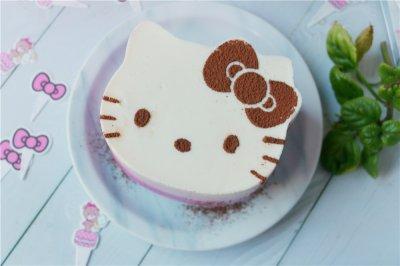 HelloKitty慕斯蛋糕