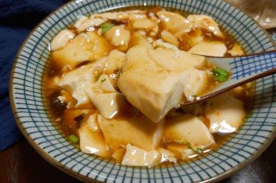 快手早餐自制豆腐脑
