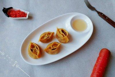 椒椒豉藕洋羊饺