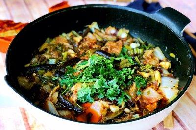 火锅版烤鱼