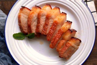 年夜饭港式蜜汁叉烧肉