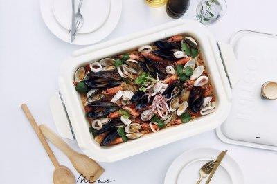 海鲜饭(随意版)
