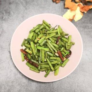家常菜――干煸四季豆