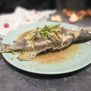 年年有余之家常菜―清蒸桂鱼