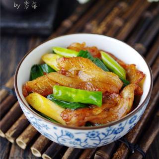 如何炒出好吃的四川回锅肉?