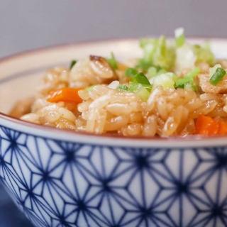 日式糯米饭