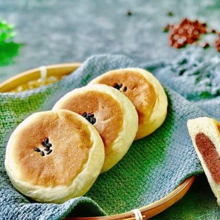 日式红豆包