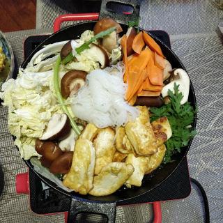 日式寿喜锅