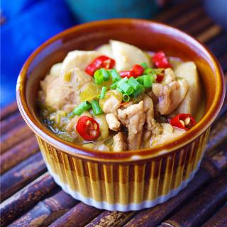 川菜芋儿鸡