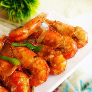 黑龙江油焖大虾