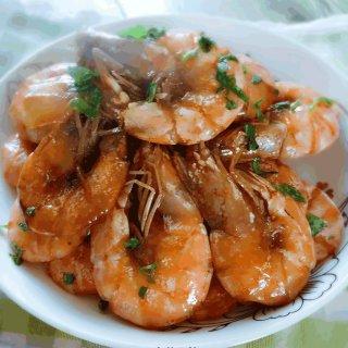 东北油焖大虾
