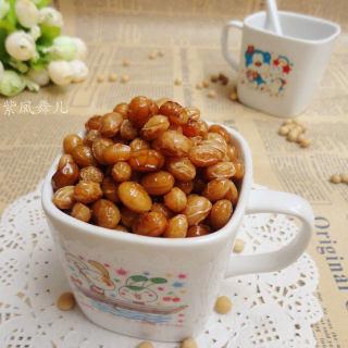 非一般零食馋嘴蚝油黄豆