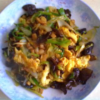 木须肉(苜蓿肉)