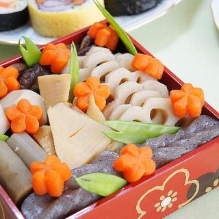 日式根菜杂煮