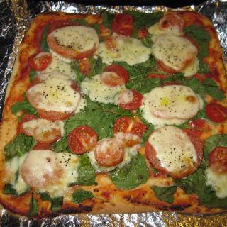 经典意大利原味披萨
