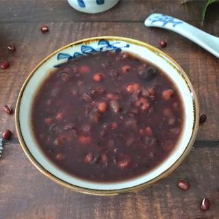 红豆薏米紫米粥