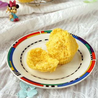 鲜玉米蒸发糕