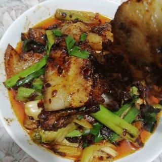 传统回锅肉