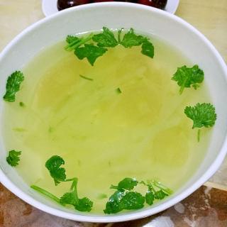 竹荪萝卜汤