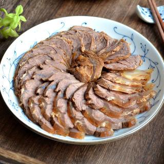 电饭煲版酱牛肉