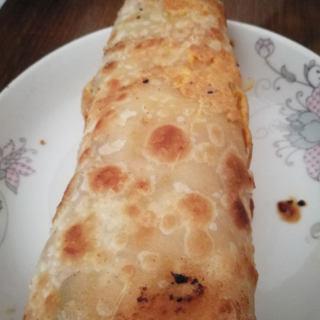 五香鸡蛋灌饼