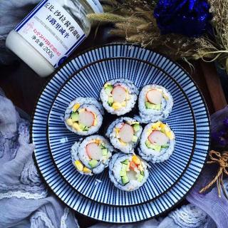 蟹肉棒紫菜包饭