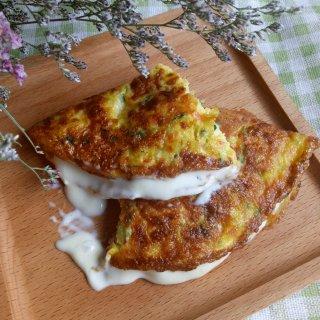 爆浆奶酪煎蛋