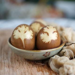 最文艺的茶叶蛋