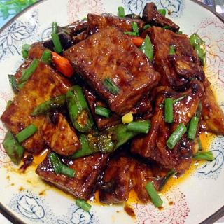 农家烧豆腐