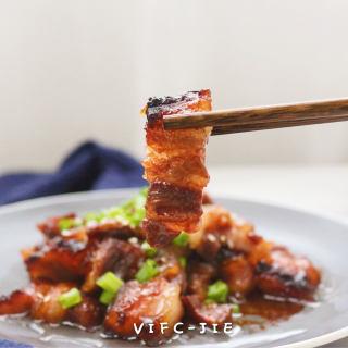叉烧酱烤五花肉