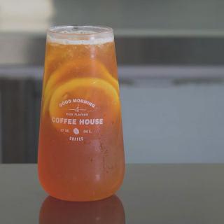 奶茶店水果茶技术配方分享之港式柠檬茶