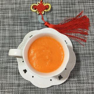 胡萝卜橙子汁