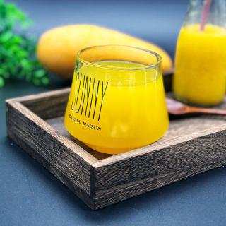 菠萝芒果汁