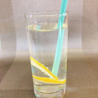 雪碧柠檬水