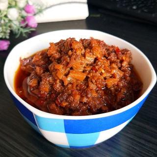 杏鲍菇牛肉酱