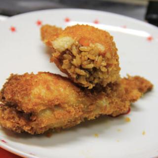 香酥糯米鸡翅