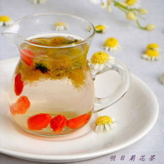 明目菊花茶