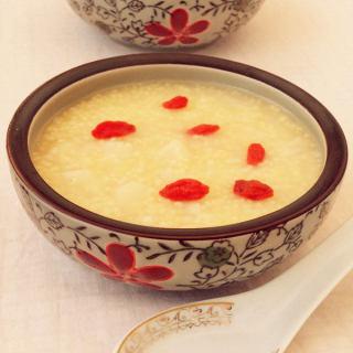 南荠小米粥