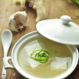 鳊鱼豆腐汤