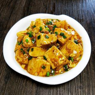 虾米焖豆腐