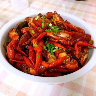 潜江风味油焖大虾