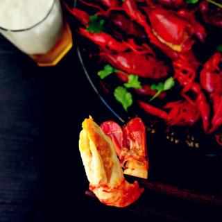 麻辣啤酒小龙虾