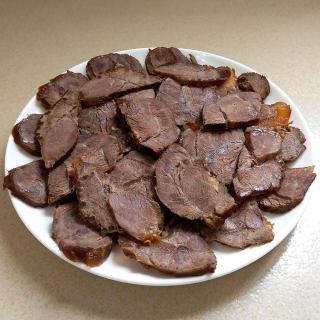 酱香卤牛肉