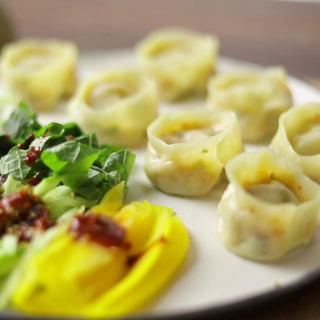 韩式辣白菜饺子