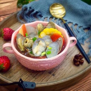 文蛤三宝鲜汤