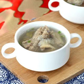 鱼翅排骨汤