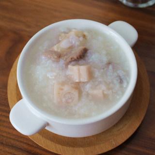 莲藕排骨粥
